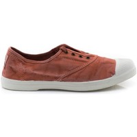 Schuhe Damen Sneaker Low Natural World 102-E Rosa