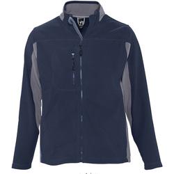 Kleidung Herren Fleecepullover Sols NORDIC POLAR MEN Azul