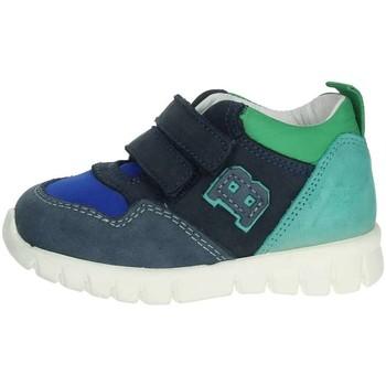 Schuhe Kinder Sneaker High Balducci CSPORT3305 Blau/Grün
