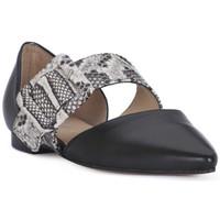 Schuhe Damen Ballerinas Priv Lab NAPPA NERO Nero