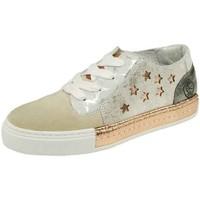 Schuhe Damen Sneaker Low Idana 236705000-205 beige