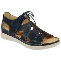 Schuhe Damen Sandalen / Sandaletten Hartjes Sandaletten 111432-65,00 blau