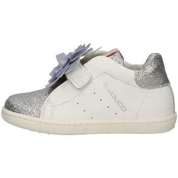 Schuhe Mädchen Sneaker Low Balducci CIT2801 WEISS
