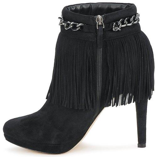 Bourne  SANDY Schwarz  Bourne Schuhe Low Boots Damen 231,20 4f9664
