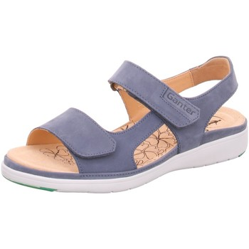 Schuhe Damen Sandalen / Sandaletten Ganter Sandaletten Gina 7-200182-3400 7-200182-3400 blau