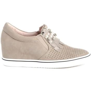 Schuhe Damen Sneaker Low Stephen Allen 1840-X5 Beige