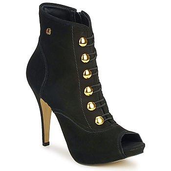 Stiefelletten / Boots Carmen Steffens 6912030001 Schwarz 350x350