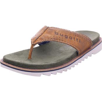 Schuhe Herren Pantoletten / Clogs Bugatti - 311739833200 6300 braun