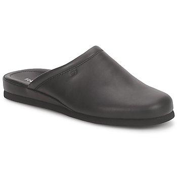 Schuhe Herren Pantoffel Rohde KURT Schwarz