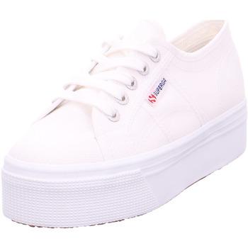 Schuhe Damen Sneaker Low Superga ACOTW Linea up&down white