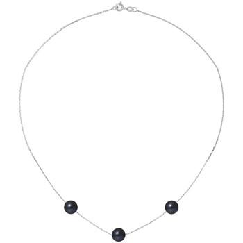 Uhren & Schmuck Damen Collier Blue Pearls BPS 0255 W - OB Multicolor