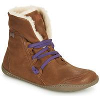 Schuhe Damen Boots Camper PEU CAMI Bunt