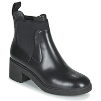 Schuhe Damen Boots Camper WONDER CHELSEA Schwarz