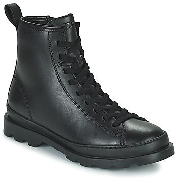 Schuhe Damen Boots Camper BRUTUS Schwarz