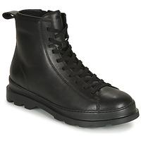 Schuhe Herren Boots Camper BRUTUS Schwarz