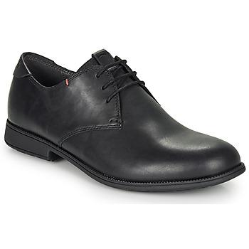 Schuhe Herren Derby-Schuhe Camper MIL3 Schwarz