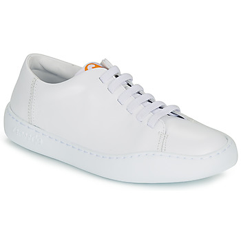 Schuhe Damen Sneaker Low Camper PEU TOURING Weiss