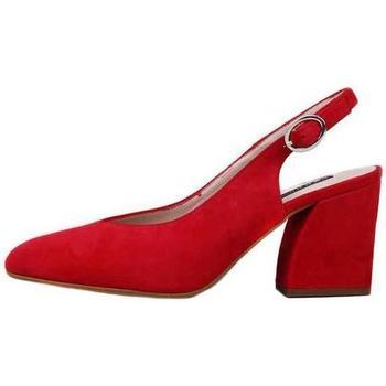 Schuhe Damen Pumps Krack Harmony LINDA Rot