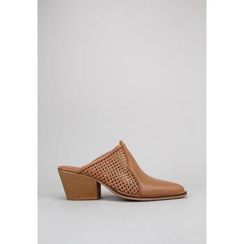 Schuhe Damen Pantoletten / Clogs Krack Core HUDSON Beige