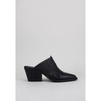 Schuhe Damen Pantoletten / Clogs Krack Core HUDSON Schwarz