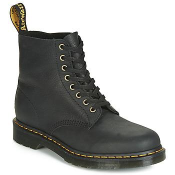 Schuhe Herren Boots Dr Martens 1460 PASCAL Schwarz