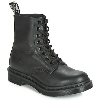 Schuhe Damen Boots Dr Martens 1460 PASCAL MONO Schwarz