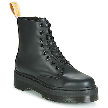 Schuhe Damen Boots Dr Martens VEGAN JADON II MONO Schwarz