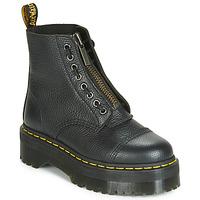 Schuhe Damen Boots Dr Martens SINCLAIR AUNT SALLY Schwarz