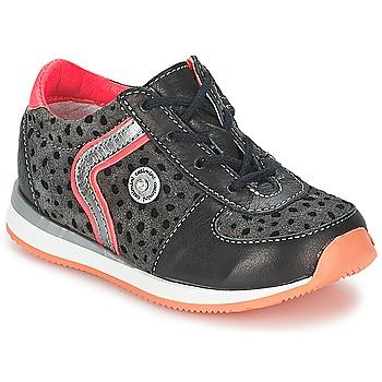 Schuhe Mädchen Boots Catimini CISTUDE Schwarz