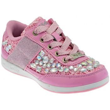 Schuhe Kinder Sneaker Low Lelli Kelly Schmuckstückturnschuhe Rose