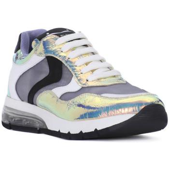 Schuhe Damen Multisportschuhe Voile Blanche DENISE MESH Bianco