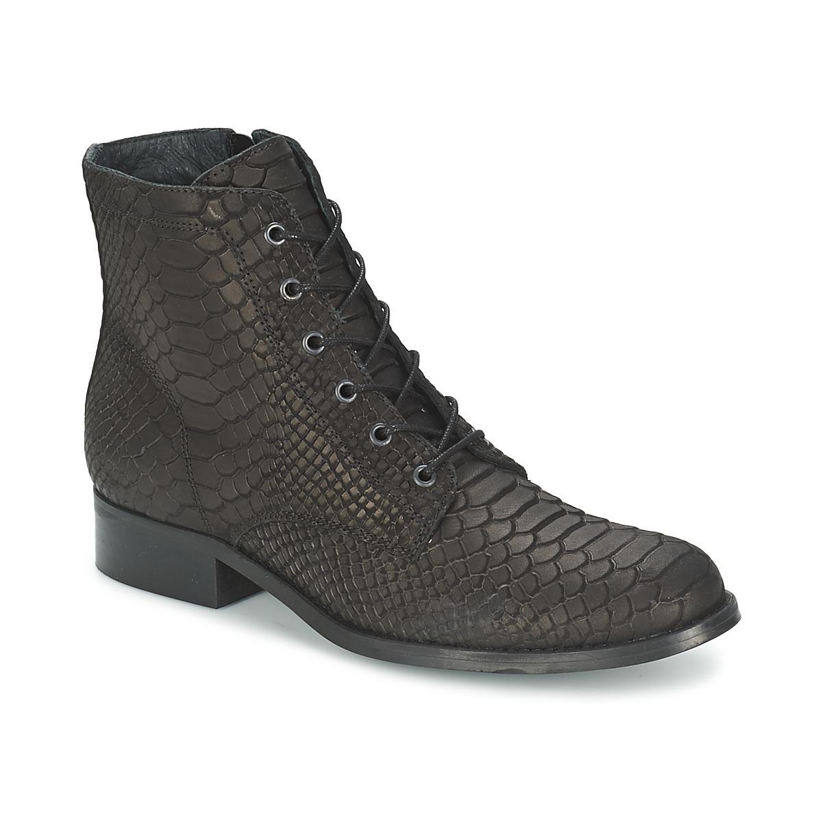 Shoe Biz MOLETTA Schwarz - Kostenloser Versand bei Spartoode ! - Schuhe Boots Damen 69,50 €