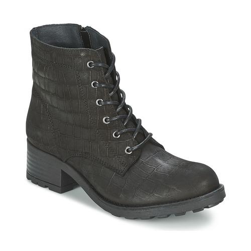 Shoe Biz RAMITKA Schwarz  Schuhe Boots Damen 127,20