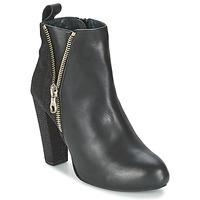 Schuhe Damen Low Boots Shoe Biz RAIA Schwarz