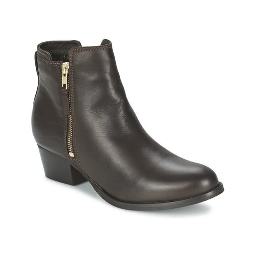 Schuhe Damen Boots Shoe Biz ROVELLA Braun