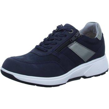 Schuhe Damen Sneaker Low Xsensible Schnuerschuhe Tokio sp RV-S navy Nub 30201-2 blau