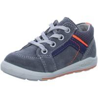 Schuhe Jungen Sneaker Low Ricosta Schnuerschuhe Leo -M- 69.2420300.453 grau