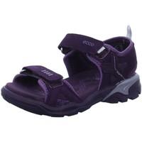 Schuhe Mädchen Sandalen / Sandaletten Ecco Schuhe Biom Raft 700622-51455 lila