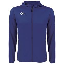 Kleidung Herren Trainingsjacken Kappa Veste  Telve bleu royale