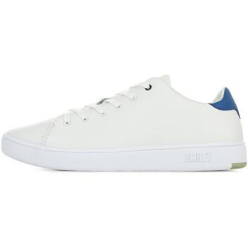 Schuhe Sneaker Low Smiley Enjoy Ss1m Weiss