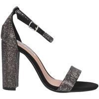 Schuhe Damen Sandalen / Sandaletten Steve Madden SMSCARRSONR-BLK Sandalen Frau schwarz schwarz