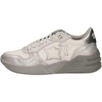 Schuhe Damen Sneaker Low Atlantic Stars VENUS-WBG-SN26 SILVER