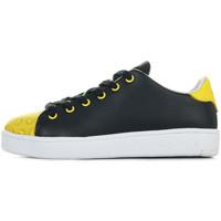 Schuhe Kinder Sneaker Smiley Enjoy Schwarz