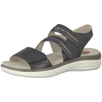 Schuhe Damen Sandalen / Sandaletten Jana Sandaletten Da.-Sandalette 8-8-28402-22-001 schwarz