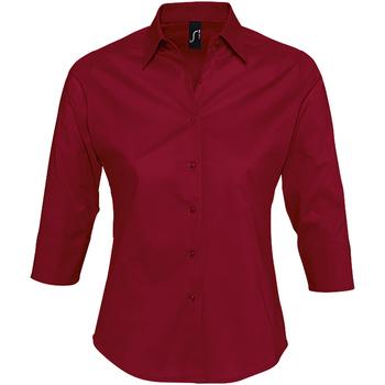Kleidung Damen Hemden Sols EFFECT ELEGANT Rojo