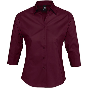 Kleidung Damen Hemden Sols EFFECT ELEGANT violeta