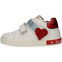 Schuhe Mädchen Sneaker Low Balducci MSP3000 WEISS