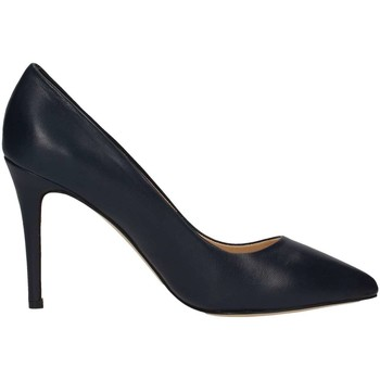 Schuhe Damen Pumps Mariano Ventre M111 BLUE