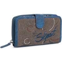 Taschen Damen Portemonnaie Skpat Hartford Blau