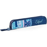 Taschen Mädchen Kosmetiktasche Skpat Sheyenne Flöte 130003 Blau